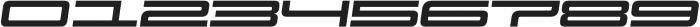 Design System E 900I otf (900) Font OTHER CHARS