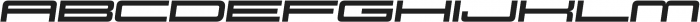 Design System E 900I otf (900) Font UPPERCASE