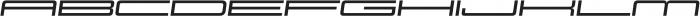 Design System F 700I otf (700) Font UPPERCASE
