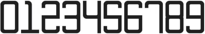 Designer otf (700) Font OTHER CHARS
