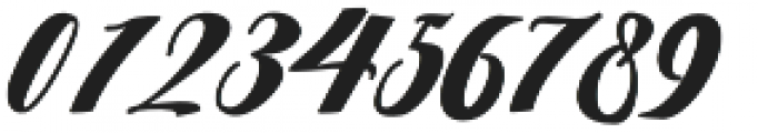 Desmont otf (400) Font OTHER CHARS
