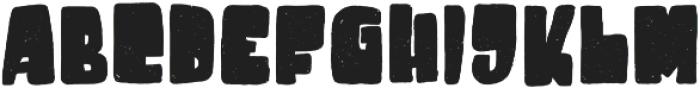 Destone Regular ttf (400) Font UPPERCASE
