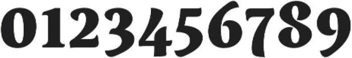 Destra Black otf (900) Font OTHER CHARS