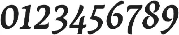 Destra Medium Italic otf (500) Font OTHER CHARS