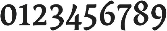 Destra Medium otf (500) Font OTHER CHARS