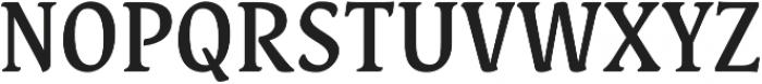 Destra Medium otf (500) Font UPPERCASE