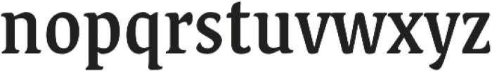Destra Medium otf (500) Font LOWERCASE