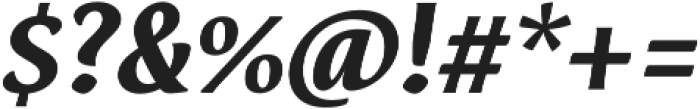 Destra otf (400) Font OTHER CHARS