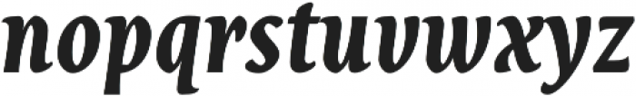 Destra otf (400) Font LOWERCASE