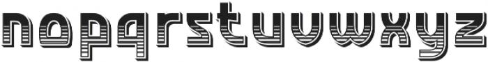 Detroit Decor 1 otf (400) Font LOWERCASE