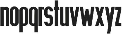 Devant Medium ttf (500) Font LOWERCASE