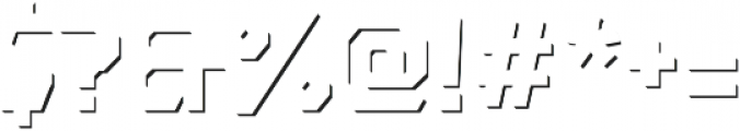 Dever Sans Accent Medium otf (500) Font OTHER CHARS