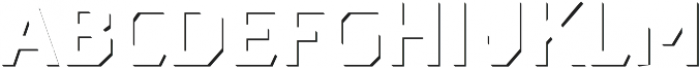 Dever Sans Accent Medium otf (500) Font LOWERCASE
