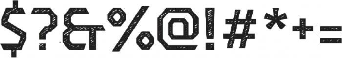 Dever Sans Jean Medium otf (500) Font OTHER CHARS