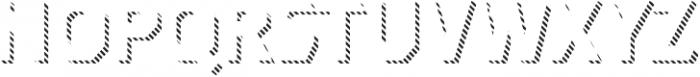 Dever Sans Line Medium otf (500) Font LOWERCASE