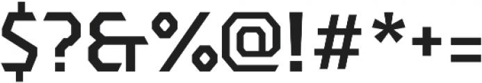 Dever Sans Medium otf (500) Font OTHER CHARS