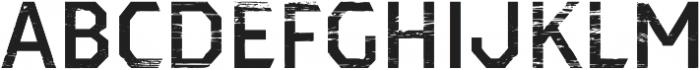 Dever Sans Wood Medium otf (500) Font UPPERCASE