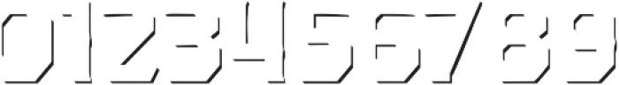 Dever Serif Accent Medium otf (500) Font OTHER CHARS