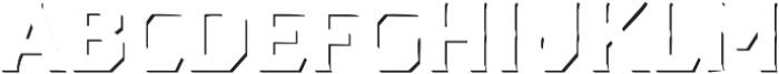 Dever Serif Accent Medium otf (500) Font LOWERCASE