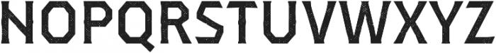 Dever Serif Halftone Medium otf (500) Font UPPERCASE