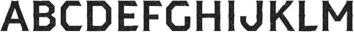 Dever Serif Halftone Medium otf (500) Font LOWERCASE