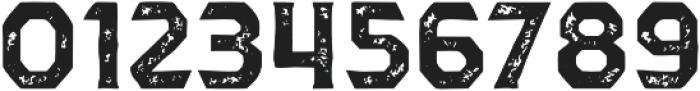 Dever Serif Print Bold otf (700) Font OTHER CHARS