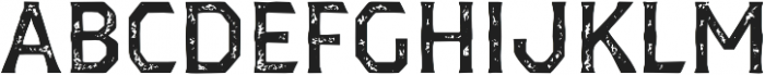 Dever Serif Print Medium otf (500) Font UPPERCASE