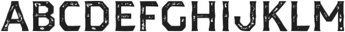 Dever Serif Print Medium otf (500) Font LOWERCASE