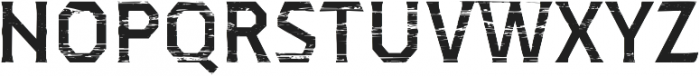 Dever Serif Wood Medium otf (500) Font UPPERCASE