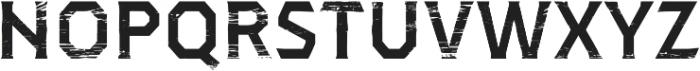 Dever Serif Wood Medium otf (500) Font LOWERCASE