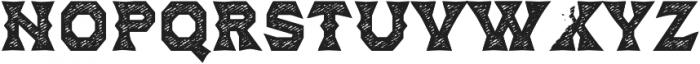 Dever Wedge Jean Bold otf (700) Font LOWERCASE