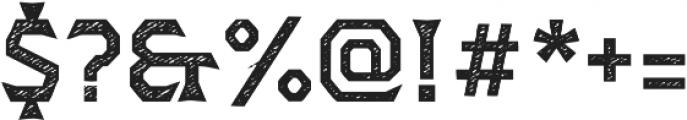 Dever Wedge Jean Medium otf (500) Font OTHER CHARS