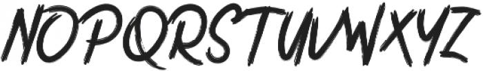 Devilish Style One otf (400) Font UPPERCASE