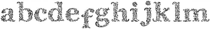 Dewiku otf (400) Font UPPERCASE