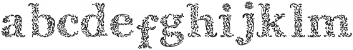 Dewiku otf (400) Font LOWERCASE
