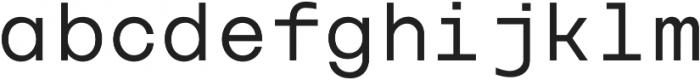 Dexford Display otf (400) Font LOWERCASE