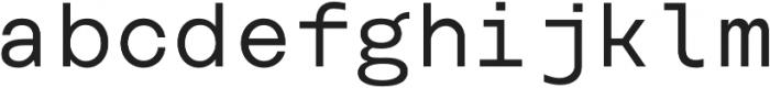 Dexford Text otf (400) Font LOWERCASE