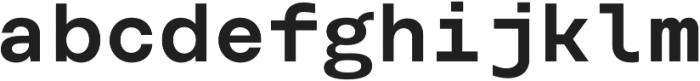 Dexford Text otf (600) Font LOWERCASE