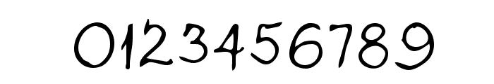 Dells Regular Font OTHER CHARS