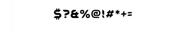 Designers Font Display.ttf Font OTHER CHARS