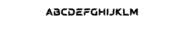 Designers Font Display.ttf Font UPPERCASE