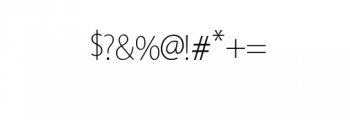 Details-Multi-purpose font Font OTHER CHARS