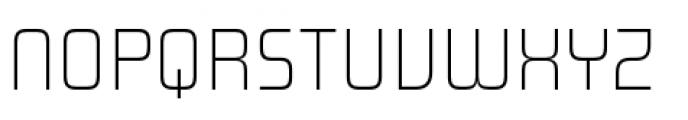 Design System A 100R Font UPPERCASE
