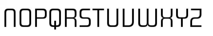 Design System A 300R Font UPPERCASE