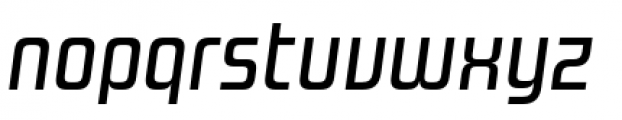 Design System A 500I Font LOWERCASE