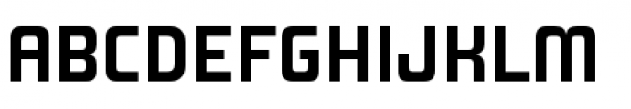 Design System A 700R Font UPPERCASE