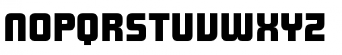 Design System A 900R Font UPPERCASE