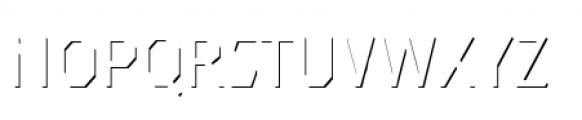 Dever Sans Accent Light Font LOWERCASE