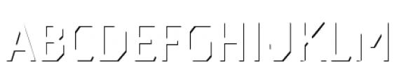 Dever Sans Accent Regular Font UPPERCASE