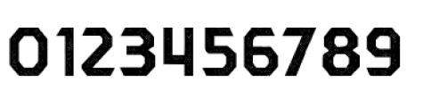 Dever Sans Halftone Bold Font OTHER CHARS